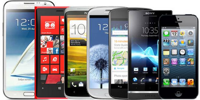 smartphones-png